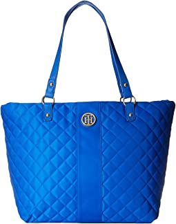 Isla Tote Quilted Nylon