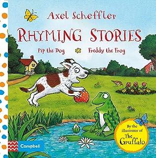 Axel Scheffler Rhyming Stories Book 1