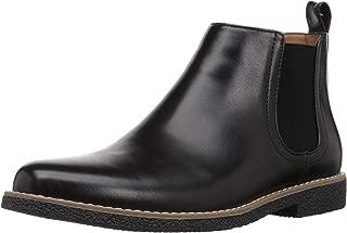 Deer Stags Kids' Zane Memory Foam Dress Comfort Chelsea Boot