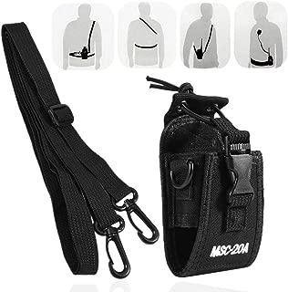 Best shoulder strap radio holster Reviews