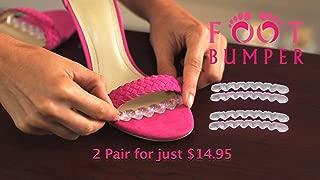 foot bumper for heels