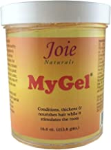 Joie Naturals MyGel Hair Styling Gel, 16 ounces