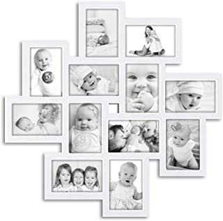 Hello Laura - Photo Frame Union Family Friends White Picture Frame L 24