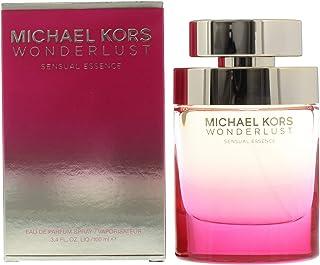 Michael Kors Sensual Essence Mujeres 100 ml - Eau de parfum (Mujeres, 100 ml, Envase no recargable, Nashi pear, Black cherry, Orange blossom, Suede, Amber, Aerosol, 1 pieza(s))