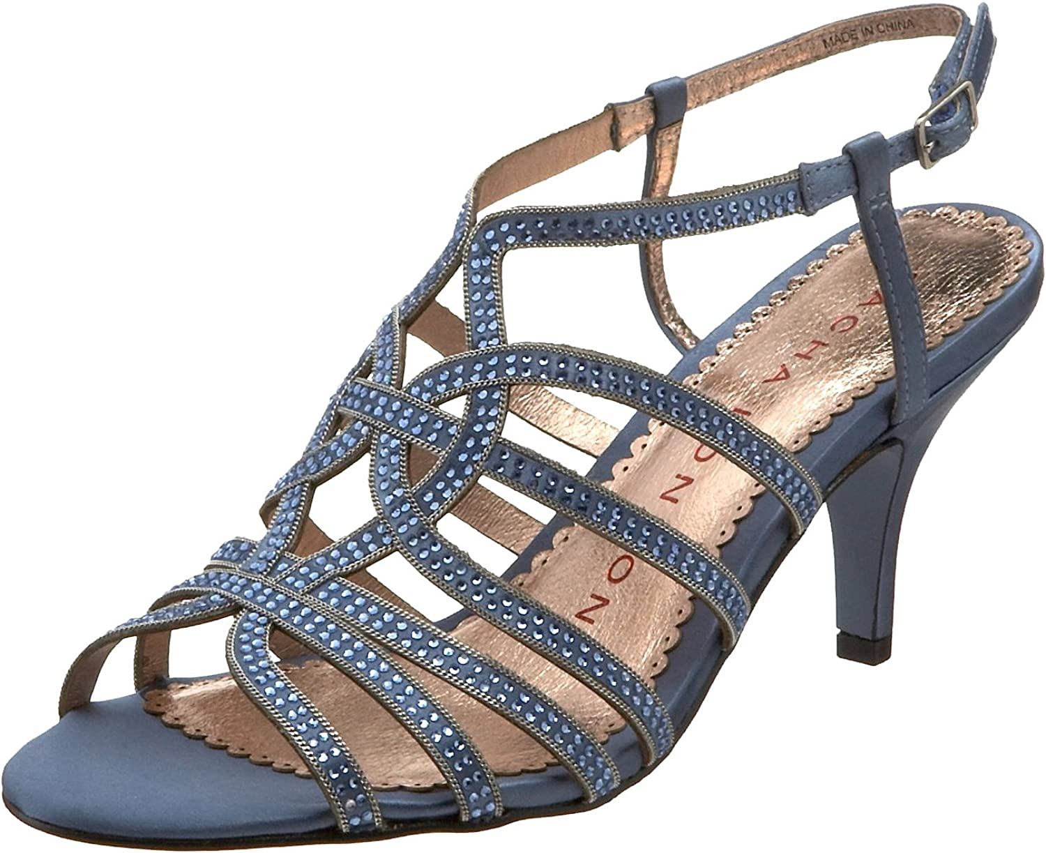 Sacha London Women's Finalie Ankle-Strap Sandal