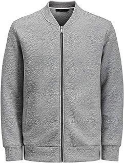 Jack /& Jones Mens Jcopanel Knit Hood Cadigan Cardigan Sweater
