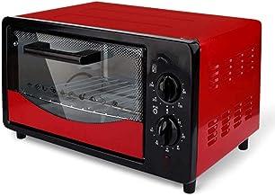 Mini four électrique 500W four électrique, four 12L, four grille-pain avec 60 minutes de cuisine multi-cuisinière avec pla...