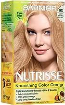 Garnier Nutrisse Nourishing Color Crème, Light Natural Blonde [90] 1 ea