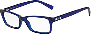 Exchange Armani 0AX3007 Optical Full Rim Rectangular Mens Sunglasses