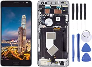SHUHAN LCD Screen Phone Repair Part LCD Screen and Digitizer Full Assembly with Frame for ASUS ZenFone AR / zs571kl / vk57...