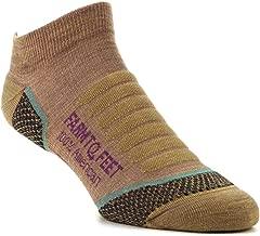 Farm to Feet Womens Damascus Lightweight Technical Low Socks