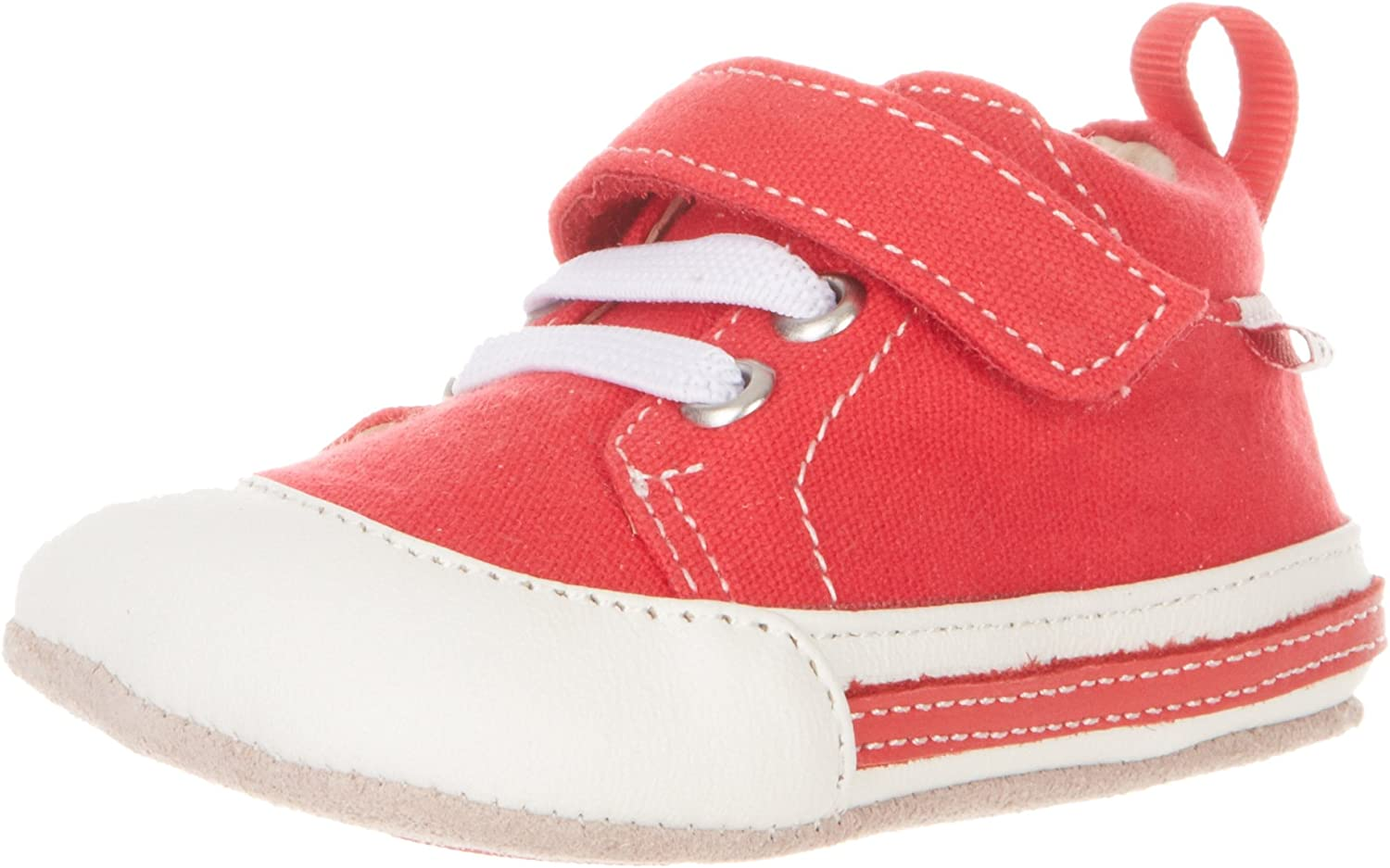 See Kai Run Cody Sneaker (Infant),Red,6-9 Months M US Infant