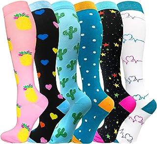 Calcetines de compresión para mujer y hombre, los mejores m