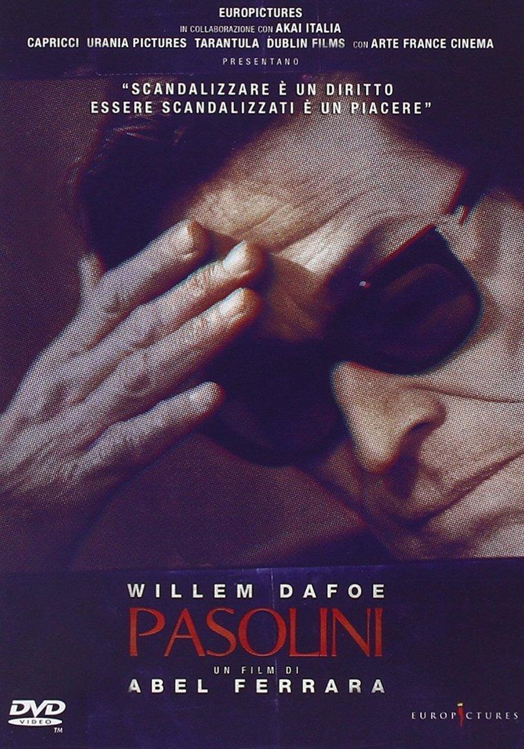 Pasolini [IT Import] Amazon.de Willem Dafoe, Riccardo Scamarcio ...