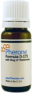 Formula D-17X de Pherone Colonia de Feromonas de Hombre para