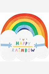 Happy Rainbow Board book