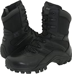"Bates Footwear Delta 8"" Side Zip"