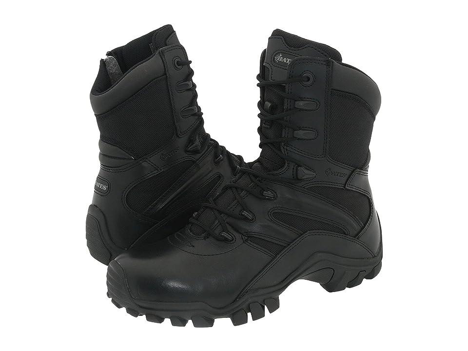 Bates Footwear - Bates Footwear Delta 8 Side Zip