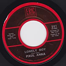 Lonely Boy/I Miss You So (NM 45 rpm)