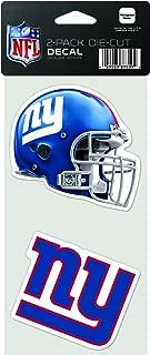 NFL 2-Piece Die-Cut Decal, 4