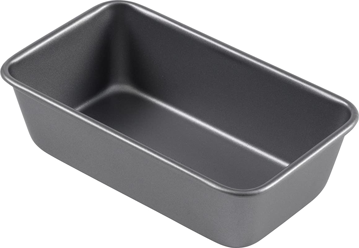 T Fal 84885 Large Commercial Nonstick Loaf Pan 9 X 5 Gray