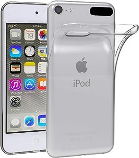 ivoler Funda Carcasa Gel Transparente para Apple iPod Touch 7/6 / 5 (7th, 6th y 5th Generación), Ultra Fina 0,33mm, Silicona TPU de Alta Resistencia y Flexibilidad para iPod Touch 7/6/5 Generación