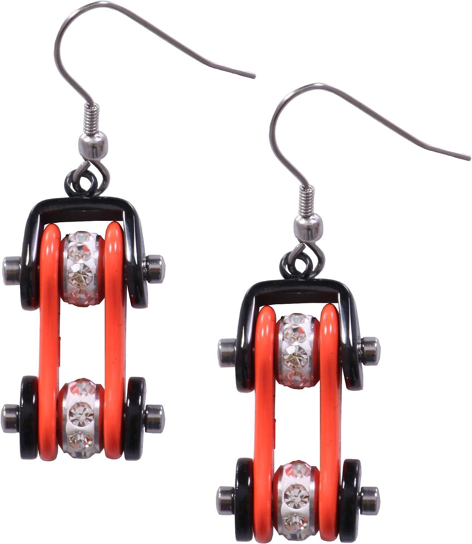 Hot Leathers Unisex-Adult Earring Bike Chain