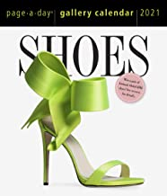 Shoes Page-A-Day Gallery Calendar 2021 PDF