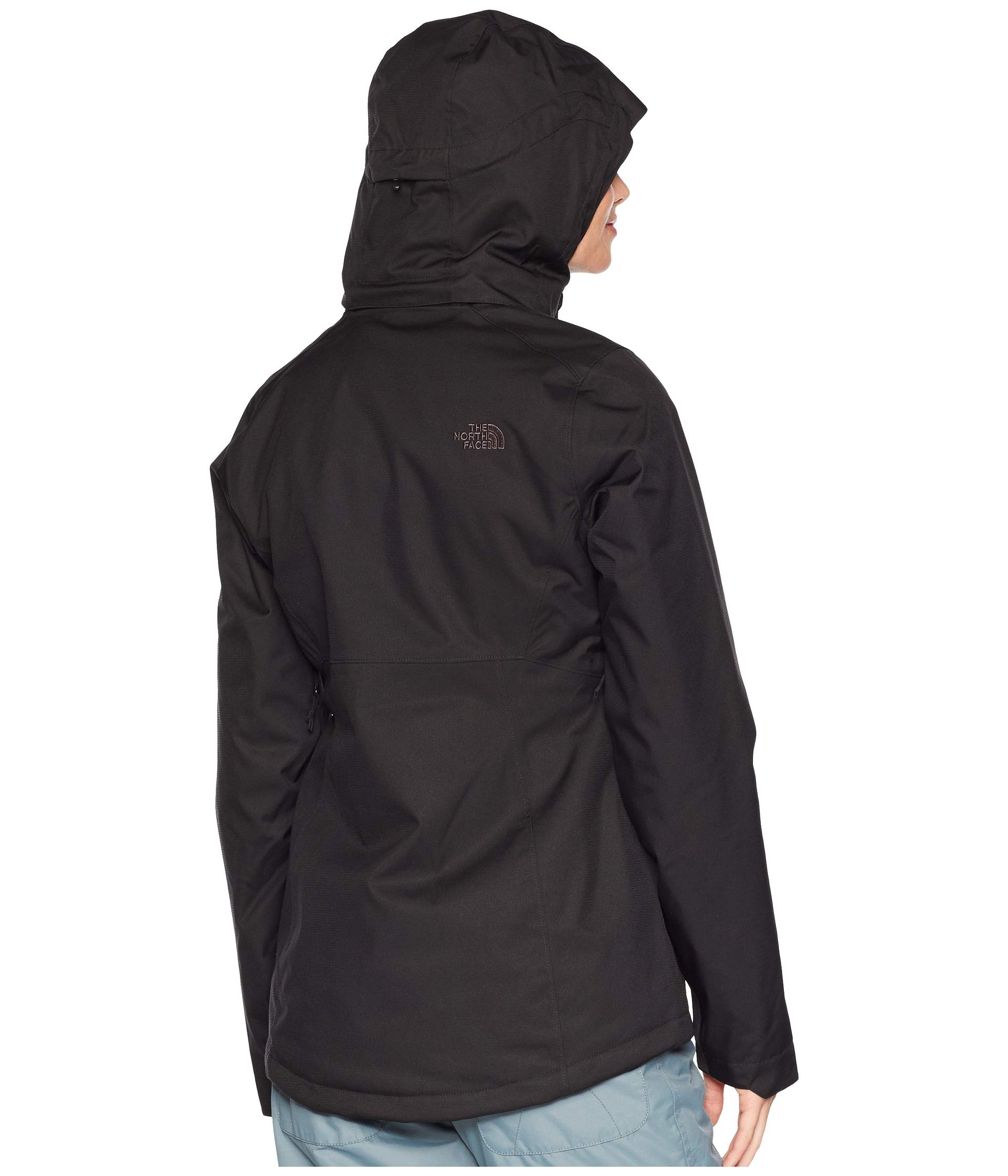North Black 0 The Jacket Face Tnf 2 Inlux Insulated dvWq6Tw