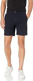 """Amazon Brand - Goodthreads Men's 7"""" Inseam Comfort Stretch Seersucker Short"""