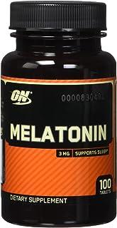 Nutrition Melatonin - 3 mg - 100 Tablets