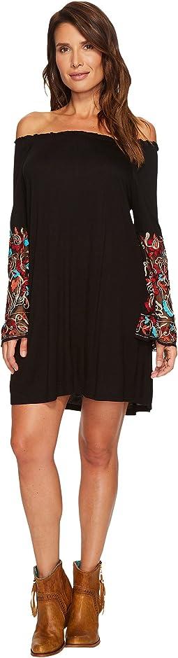Scully - Carlotte Mesh Embelished Tunic/Dress