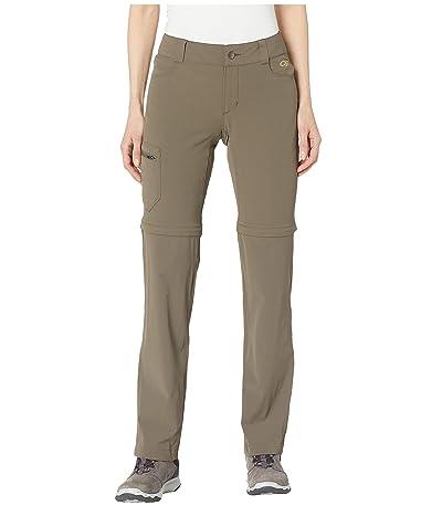 Outdoor Research Ferrosi Convertible Pants (Mushroom) Women