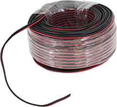 $49 » Sponsored Ad - Rockville RED 16G250 OFC 16 Gauge 250 Foot 100% Copper Speaker Wire Car Audio