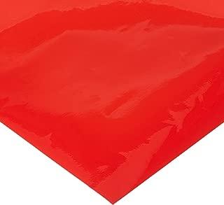 3M 1080 G83 Gloss Dark RED 5ft x 1ft (5 Sq/ft) Car Wrap Vinyl Film