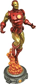DIAMOND SELECT TOYS Marvel Gallery Classic Iron Man PVC Figure Statue