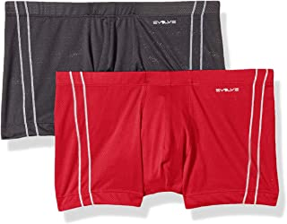 2(X)IST Evolve Men's Micro Mesh Comfort No Show Trunk