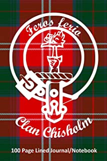 clan chisholm crest