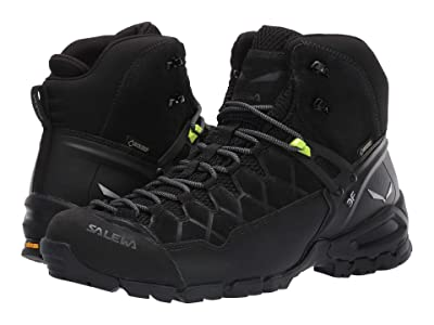 SALEWA Alp Trainer Mid GTX (Black/Black) Men