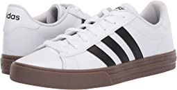 Footwear White/Core Black/Gum 5