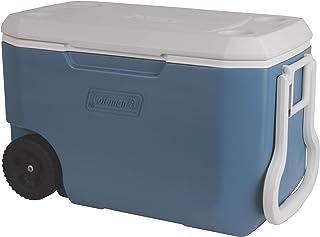 Coleman Extreme Wheeled Cooler, Blue, 58.7 liter