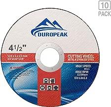 DUROPEAK 10Pack- 4.5