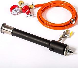 comprar comparacion Cuchillo para horno de gas | DFC | Blacksmiths Forge Furge Foundry raku horno propano Farrier | 180.000 BTU
