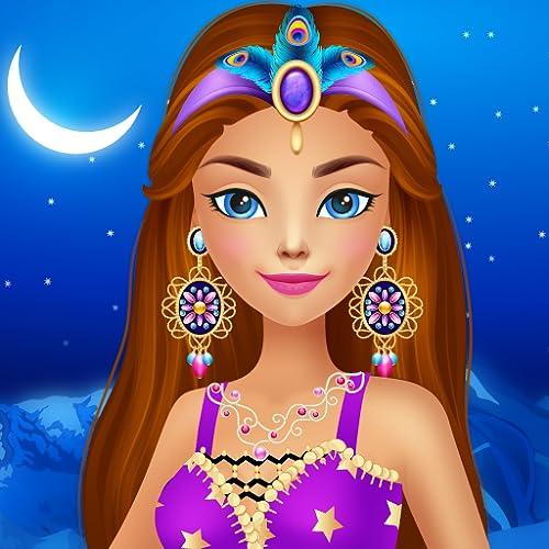 Arabische Prinzessin Anziehen