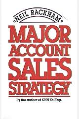 Major Account Sales Strategy (English Edition) eBook Kindle