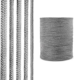 STEIGNER Cordón de Fibra de Vidrio SKD02-6, 10 m, 6 mm,