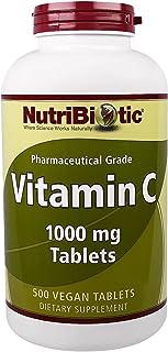 Nutribiotic Vitamin C Tabs, 1000 Mg, 500 Count
