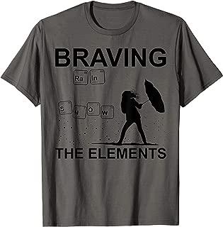 Funny Weather Geek Meteorologist Gift Idea T-Shirt