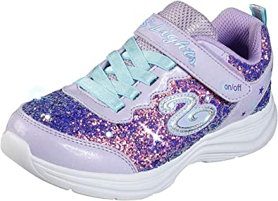 Skechers Kids Girl's Heart Lights Shoe