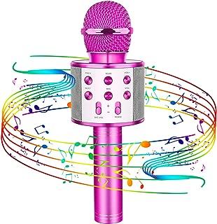 Viposoon Wireless Bluetooth Karaoke Microphone - Best Gifts
